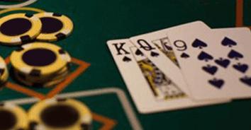 Three Card Poker Hands