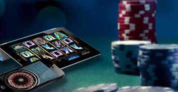 Gambling on Phone
